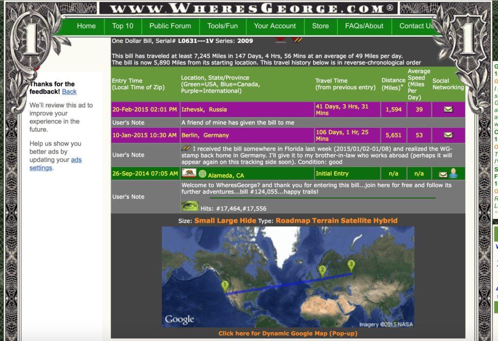 WheresGeorge.com_RU